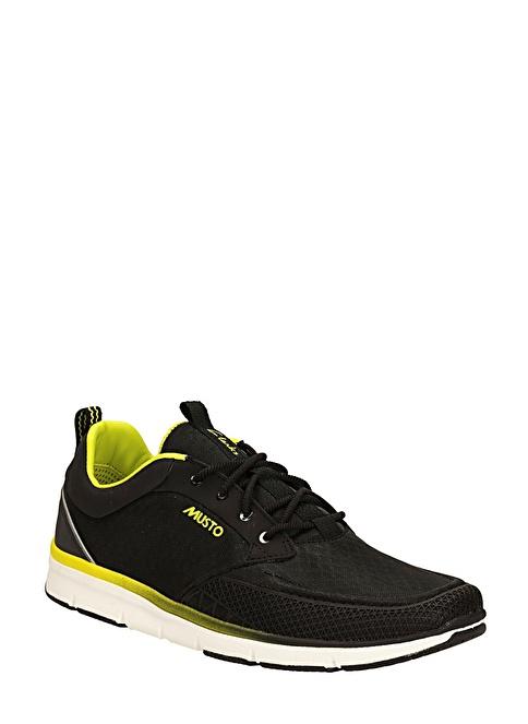 Clarks Bağcıklı Spor Ayakkabı Siyah